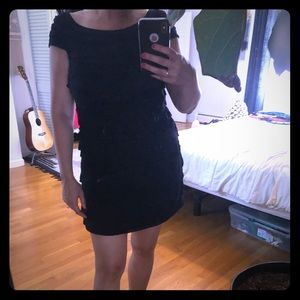 French Connection black cocktail Dress